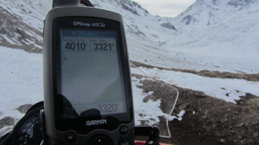 A 3.300 metros de altitude - Foto: Piréx