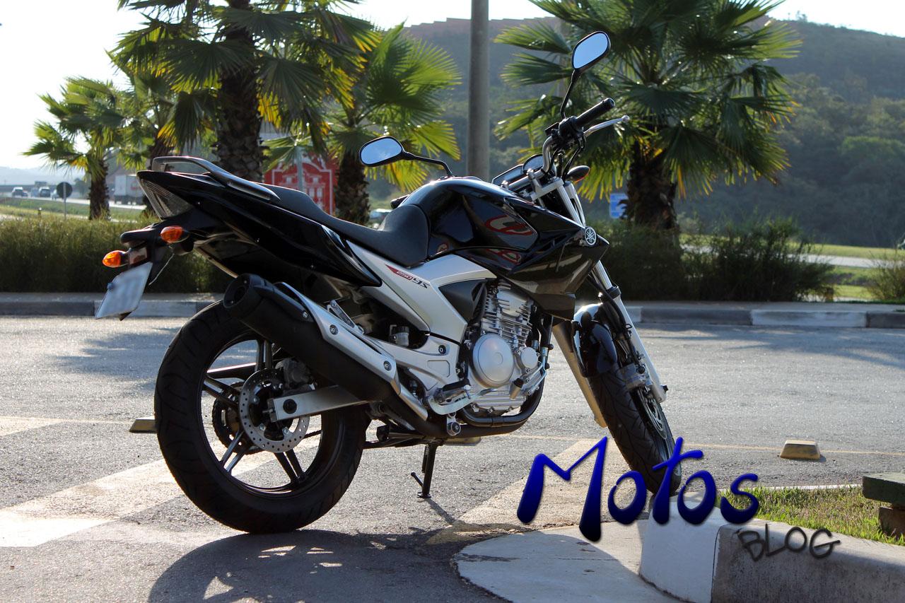 Yamaha YS250 Fazer Blueflex