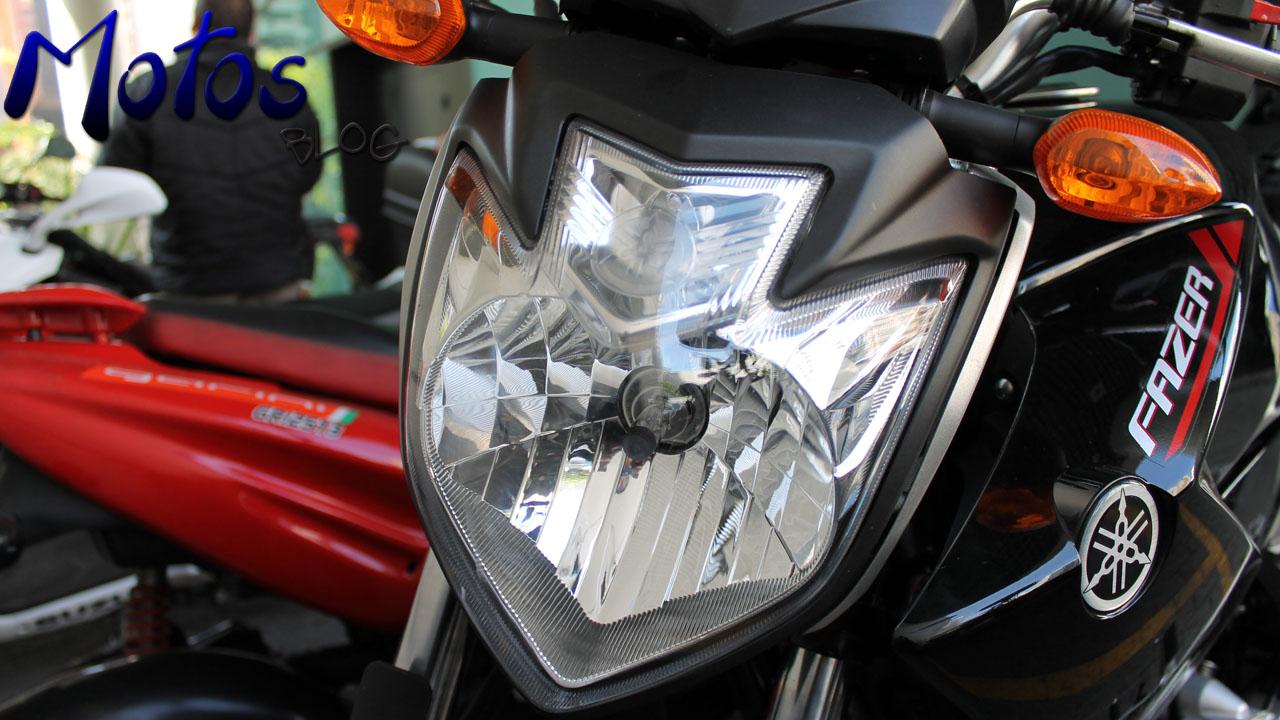 Farol da Yamaha Fazer 250 Blueflex