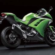 Kawasaki Ninja 250R 2013