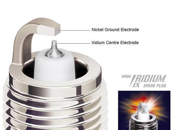 Eletrodo de Irídio