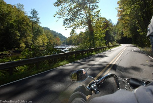 gatlinburg-tennessee-motorcycle-ride