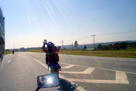 Speed fazendo graça