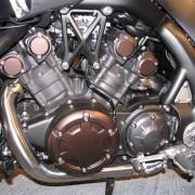 Yamaha V-Max - Motorzão