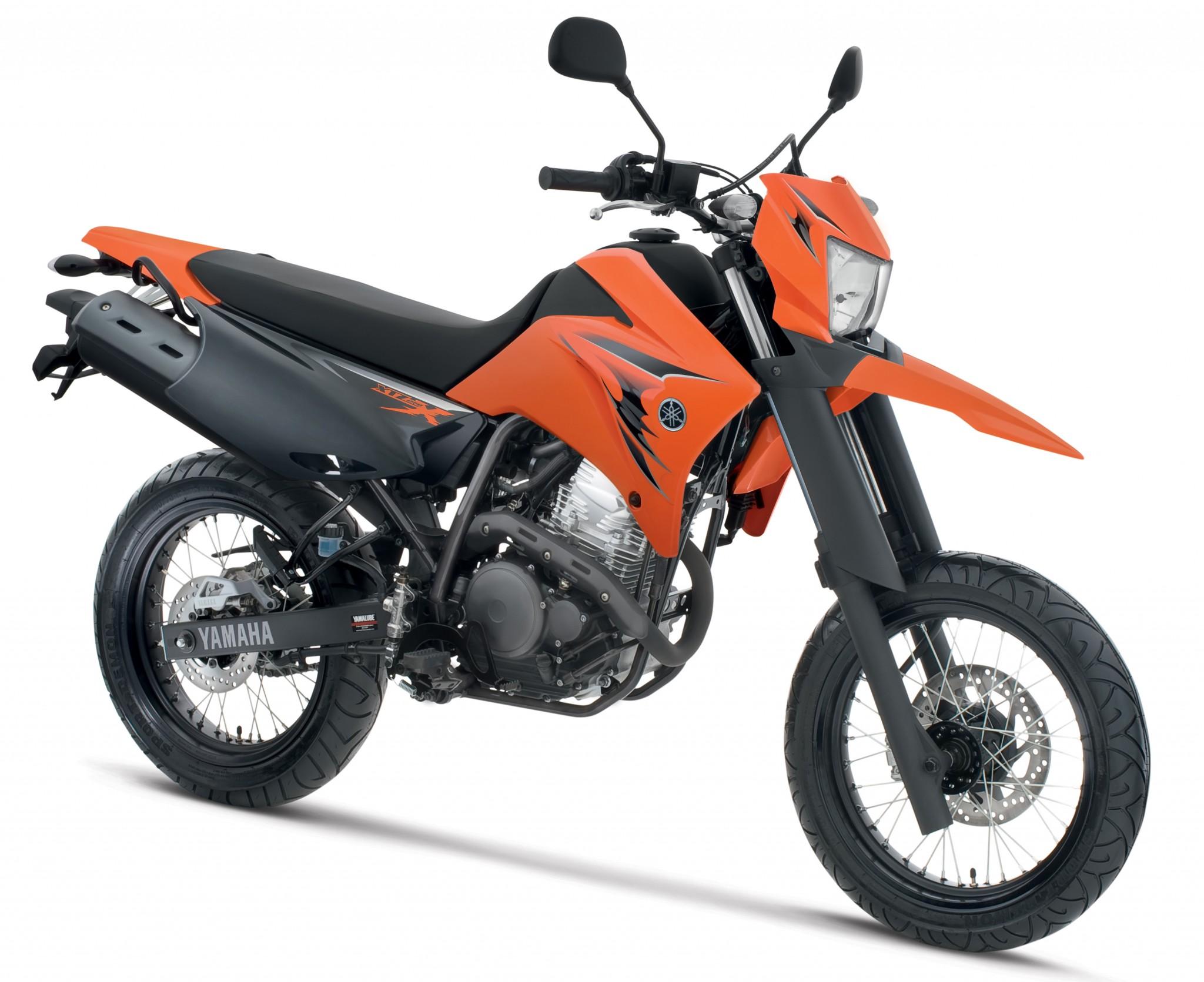 yamaha lan a xtz250 lander 2009 e a xtz250x a lander motard motos blog. Black Bedroom Furniture Sets. Home Design Ideas