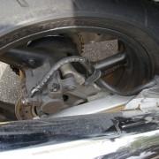 Disco e pinça de freio