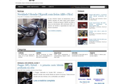 Motos Blog