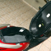 Porta-malas da Honda Lead 110