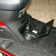 Tanque de gasolina da Honda Lead 110