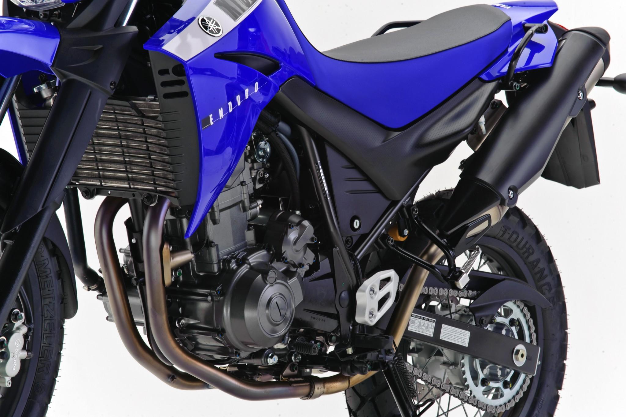Yamaha Xt 660 2010 Azul Motos Blog