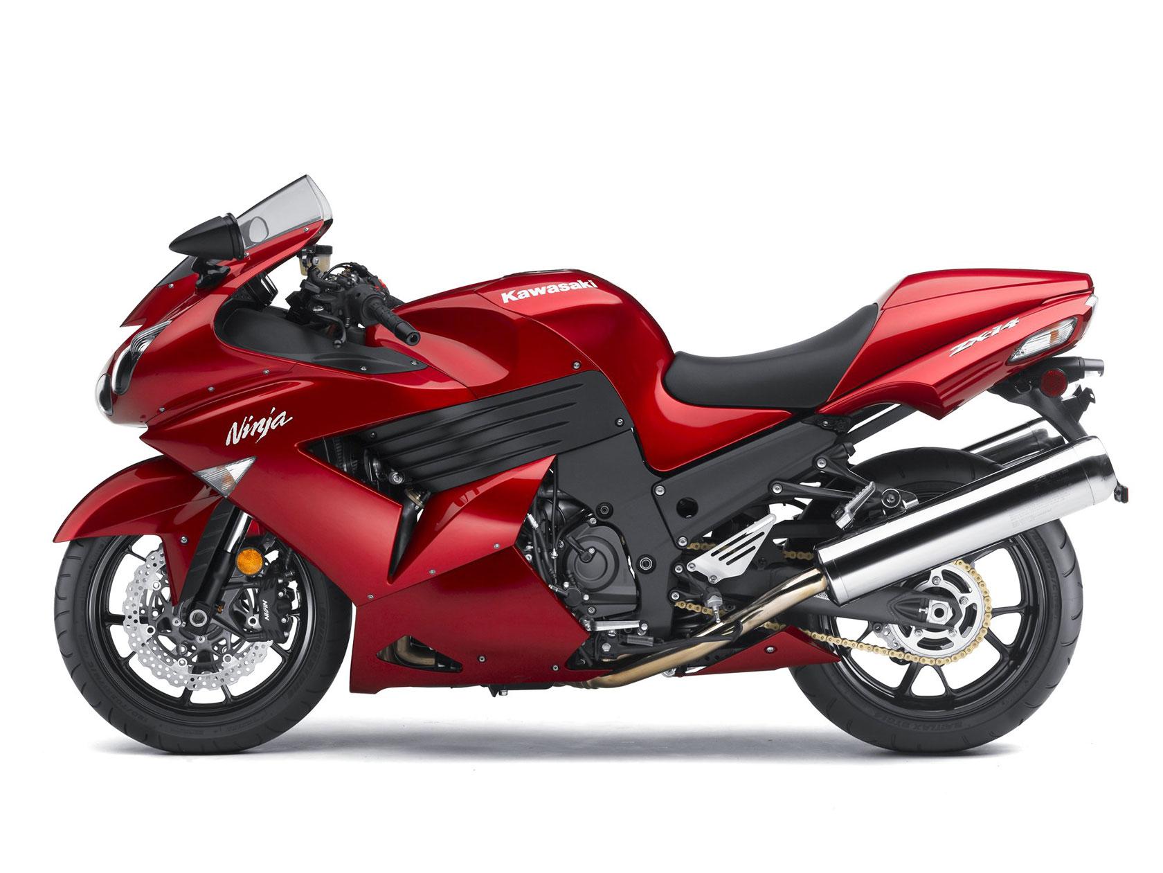 Kawasaki Ninja Zx 14 No Brasil Motos Blog