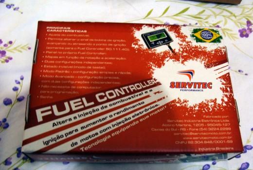 Fuel Controller Servitec