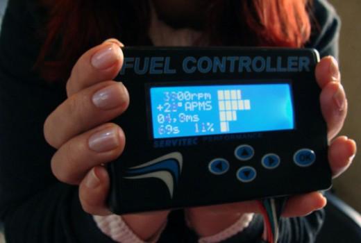 Fuel Controller Servitec na Lead