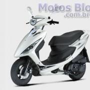 Suzuki Burgman 125ie 2011 Branco