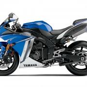 Yamaha YZF-R1 2011 Azul