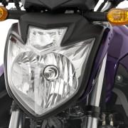 Farol da Yamaha YS250 Fazer 2012 Roxa