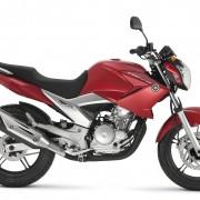 Yamaha YS250 Fazer 2012 Vermelha