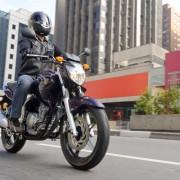 Yamaha YS250 Fazer 2012