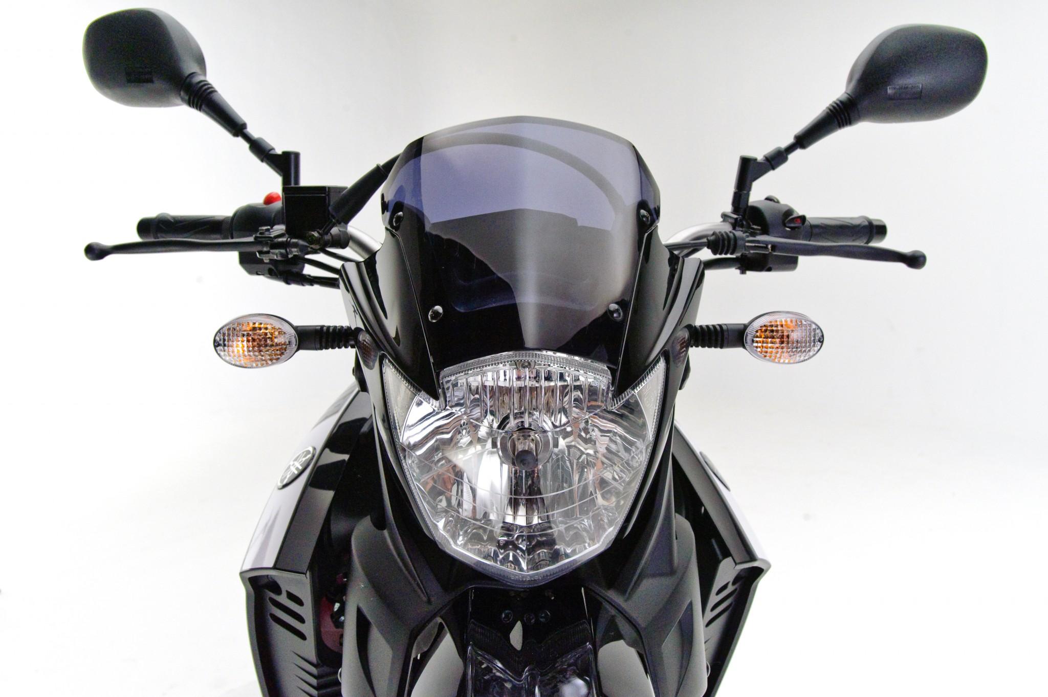 Bolha E Farol Da Yamaha Xt660r 2012 Preta Motos Blog