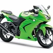 Ninja 2011 Verde
