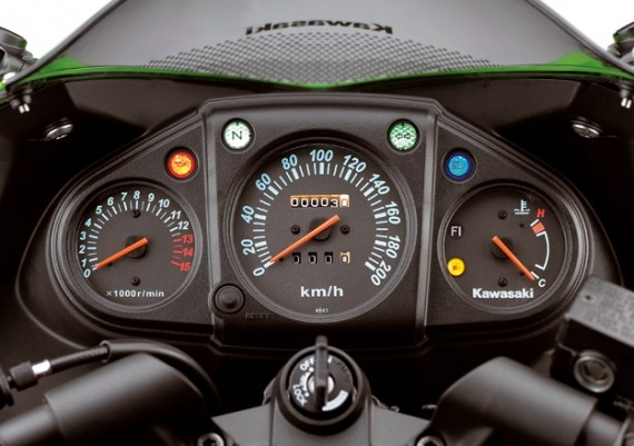 Painel Da Ninja 250 Motos Blog