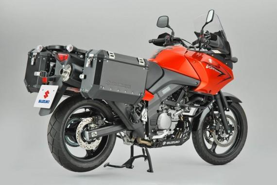DL650 V-Strom Xpedition