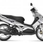 Yamaha Neo 115 Prata 2011