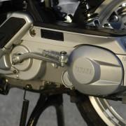 Câmbio CVT da Yamaha Neo 115 2011