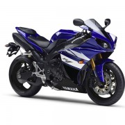 Yamaha YZF-R1 2012 Azul Direita