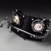 Radiador da Yamaha YZF-R1 2012