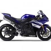 Yamaha YZF-R1 2012 Azul Esquerda 2