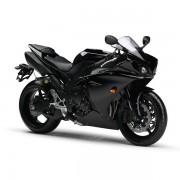 Yamaha YZF-R1 2012 Preta Direita