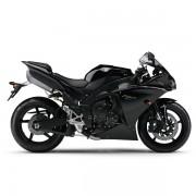 Yamaha YZF-R1 2012 Preta Direita 2
