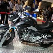 Suzuki GW250 5