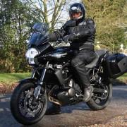 Kawasaki Versys 650 Tourer 2011 8