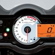 Painel da Kawasaki Versys 650 Tourer 2011
