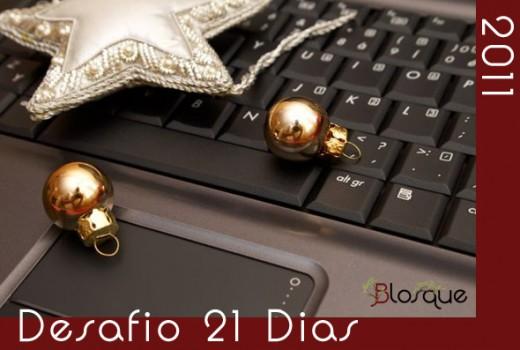 Desafio 21 dias 2011 Blosque