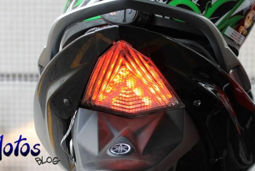 Lanterna com leds original